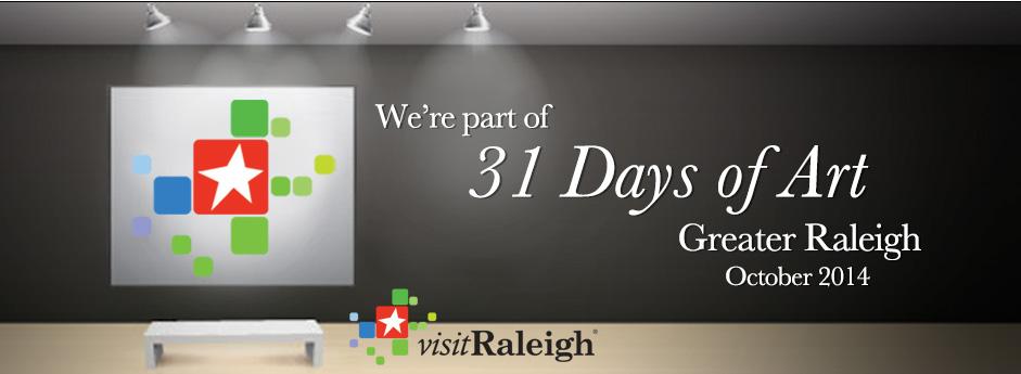 31 Days of Art