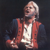 Craig Schulman as Valjean on Broadway   Photo Credit: Joan Marcus