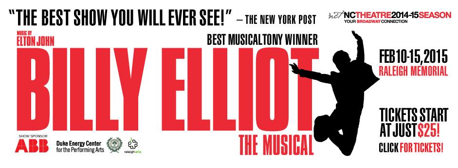 Billy Elliot starring IDW