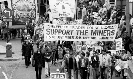 British Coal Miners' Strike of 1984 | NC Theatre