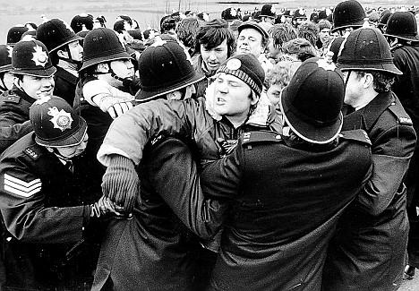 British Coal Miners' Strike of 1984 | NC Theatre